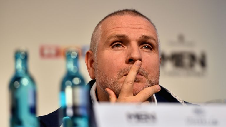 Peter Fury has masterminded his nephew Tyson's rise to glory