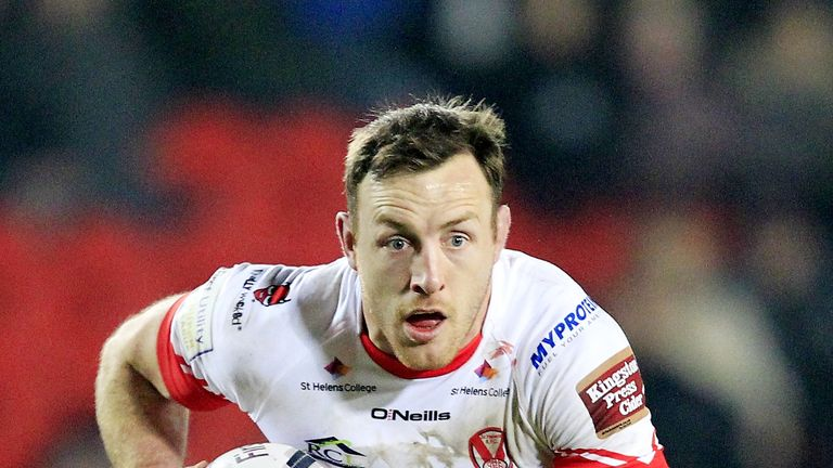 St Helens hooker James Roby insists none of the passion of the derby has been lost