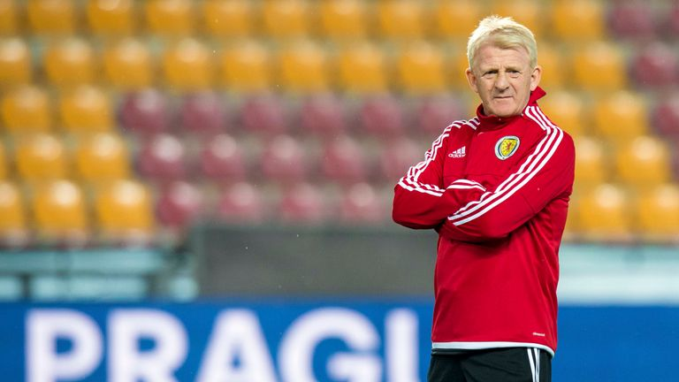 Gordon Strachan handed a debut to Aberdeen midfielder Kenny McLean