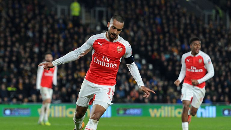 Arsenal dispatched Hull City in their fifth-round replay to book a quarter-final with Watford