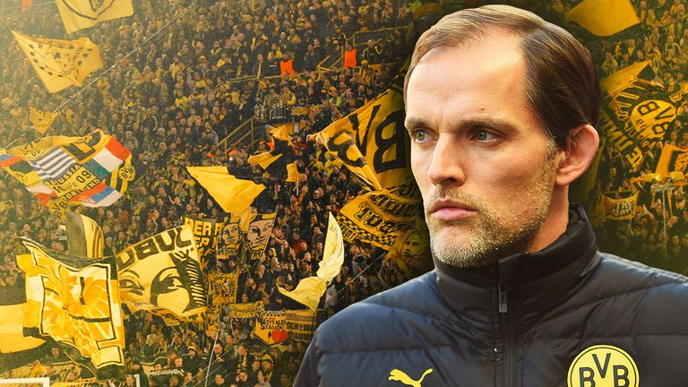 How has Thomas Tuchel transformed Dortmund after Jurgen Klopp?