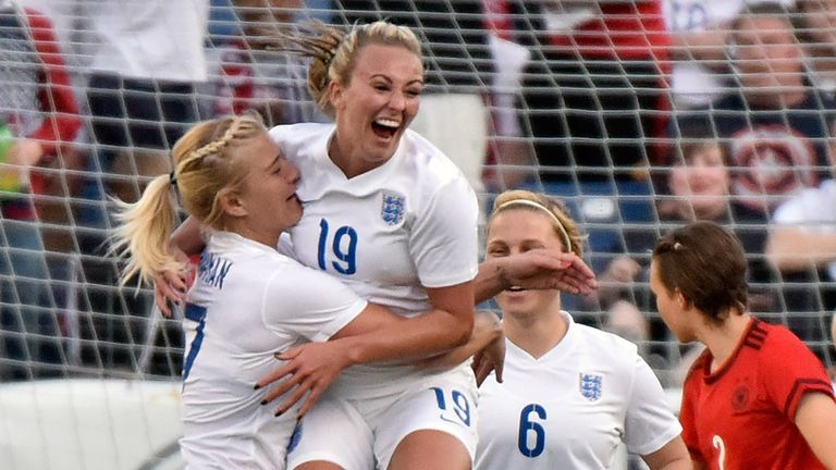 England's Duggan joins Barcelona from Manchester City