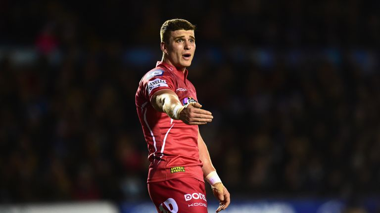 Williams has been a part of two semi-final losses before now, with the Scarlets in 2013 and Wales in 2011