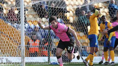 John Marquis: Ended last season on loan at Northampton