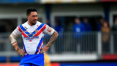 Tinirau Arona has signed a new one-year deal with the option of a further year
