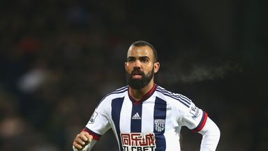 Sandro finished last season on loan at West Brom