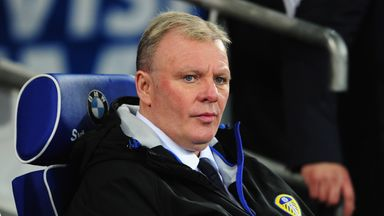 Evans has left Leeds United after seven months