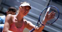 Sharapova in Russian Rio squad