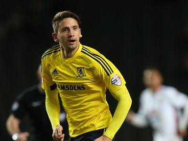 Gaston Ramirez has made little impact in a Southampton shirt