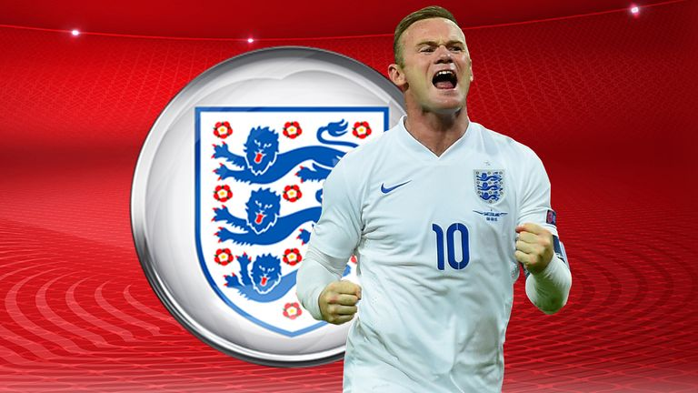 Wayne Rooney: First name on Roy Hodgson's team  sheet?