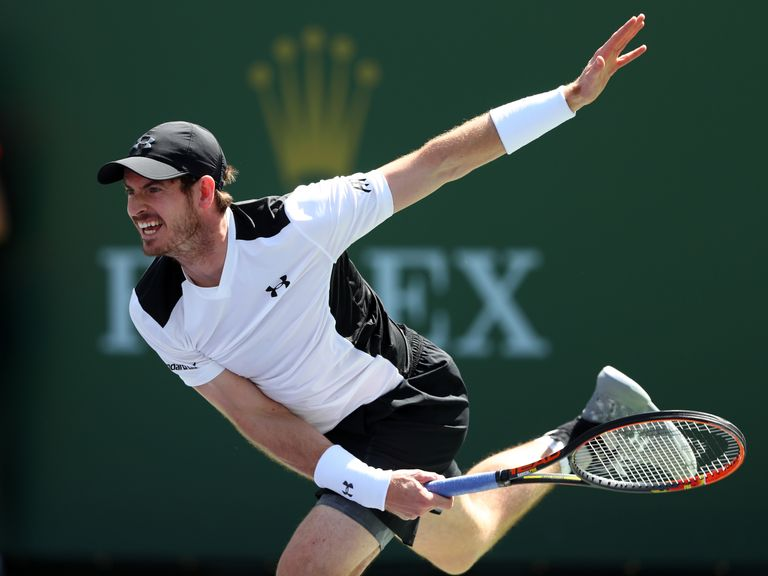 Andy Murray Makes Winning Return
