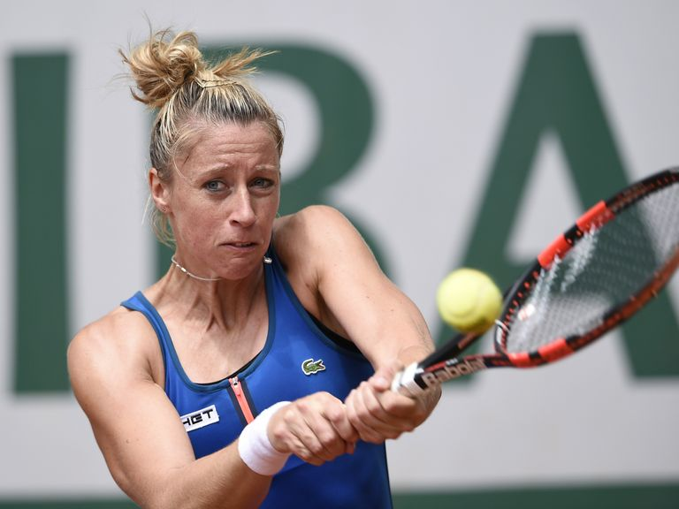 fed cup live score