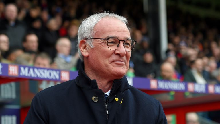 Claudio Ranieri returns to Stamford Bridge with title-winners Leicester this weekend