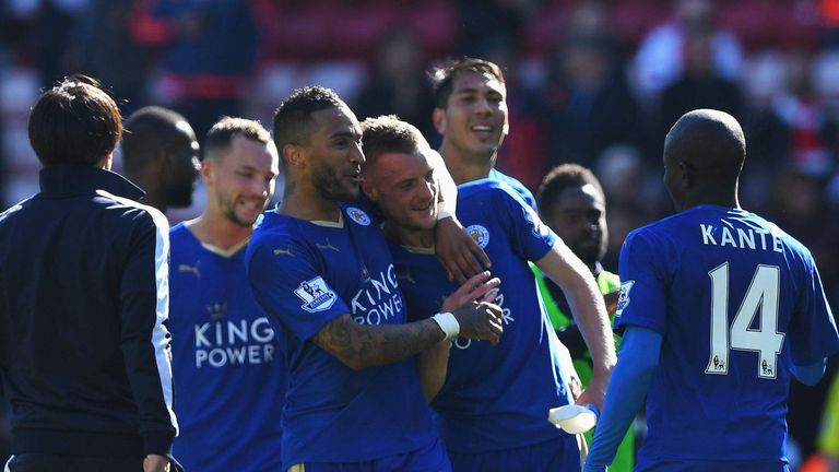 Leicester's story is one of most surprising fairytales in English football history