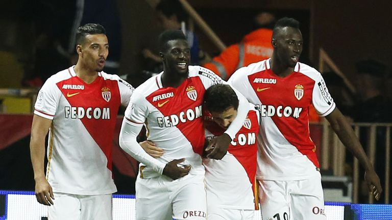 Ligue 1 round-up: Monaco go second after beating Marseille ...