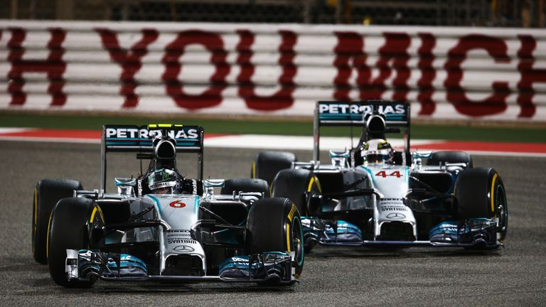 Lewis Hamilton Mercedes 2014