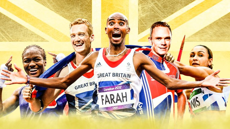 Image result for pictures of gb olympians