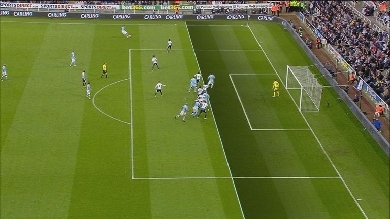 The offside rule has once again been clarified