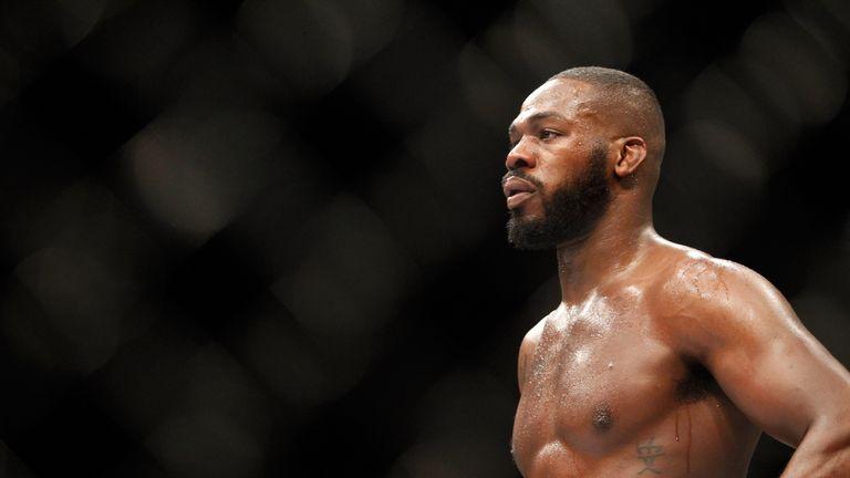 Jon Jones has been stripped of UFC's light-heavyweight championship on three separate occasions