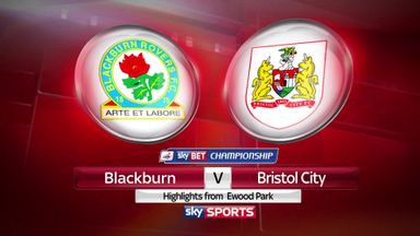 Blackburn 2-2 Bristol City