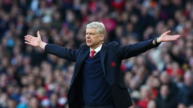 Arsene Wenger admits he is 'scared' of retiring from management