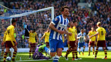 Dale Stephens: Brighton midfielder is suspended