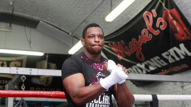 Dillian Whyte has claimed that Sam Sexton has pulled out of their expected British heavyweight title fight