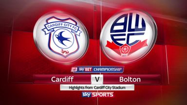 Cardiff 2-1 Bolton