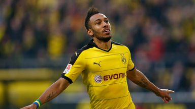 Borussia Dortmund striker Pierre-Emerick Aubameyang has admitted he would like to play in Spain one day