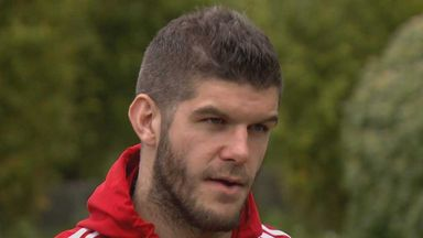Fraser Forster is keeping his focus on club and country ahead of Euro 2016