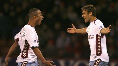 Stiliyan Petrov (r) is keen to join Aston Villa for pre-season training