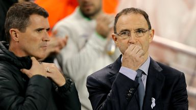 Martin O'Neill and assistant Roy Keane will assess players against the Netherlands before naming their final Euro 2016 squad