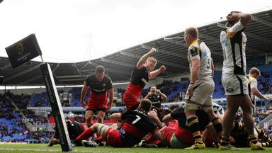 Saracens are deserved finalists, says Stuart Barnes