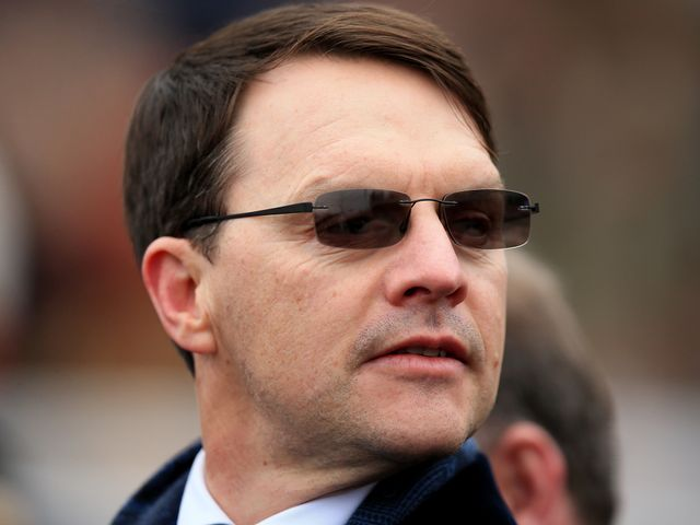 Aidan O'Brien: Trains US Army Ranger