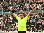 French Open - Day two