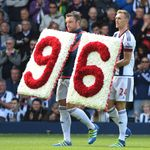 West Brom pay tribute to Hillsborough victims ahead of Liverpool game | Football News | Sky Sports
