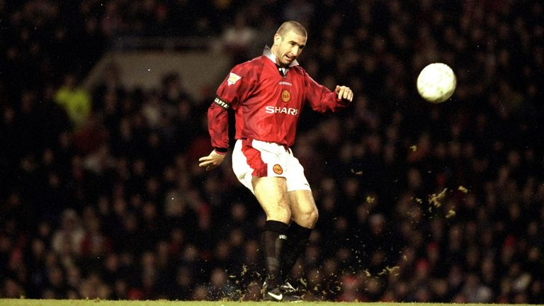 Frank Sinclair has compared Ibrahimovic to Eric Cantona at Manchester United