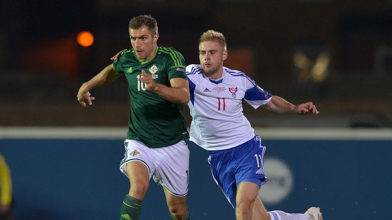 Agen Bola Terpercaya - Gareth McAuley Irlandia Utara Akan Menang