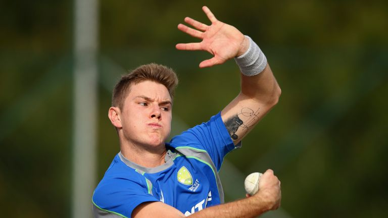 How will Australian spinner Adam Zampa hold up against India?