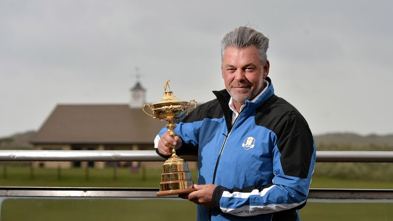 Darren Clarke will name his three wildcard picks on Tuesday
