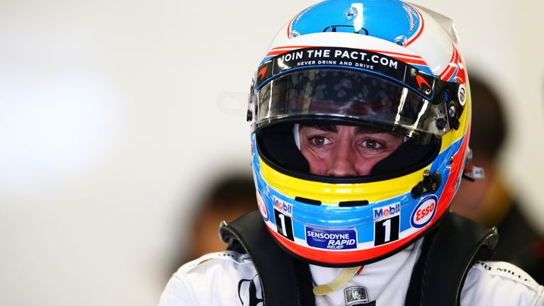 Fernando Alonso will not race at Monaco this year