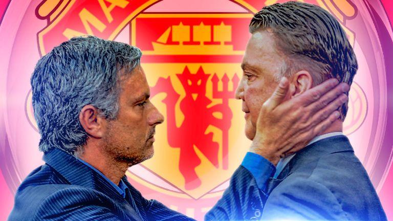 CẬP NHẬT LIÊN TỤC vụ M.U - Van Gaal - Mourinho
