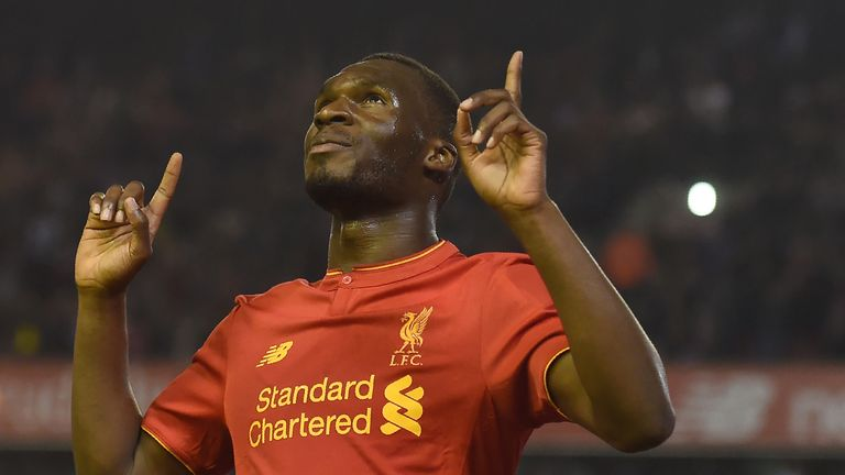 Christian Benteke scored against Chelsea in midweek