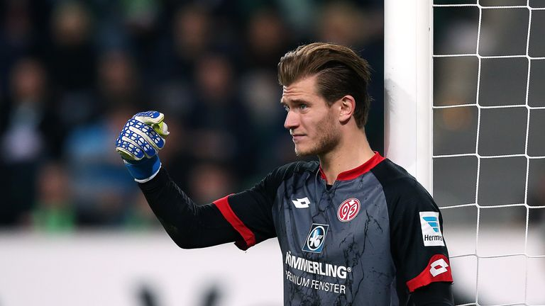 The 22-year-old German has joined Liverpool