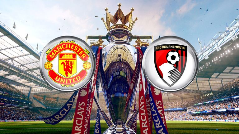Manchester United Vs Bournemouth