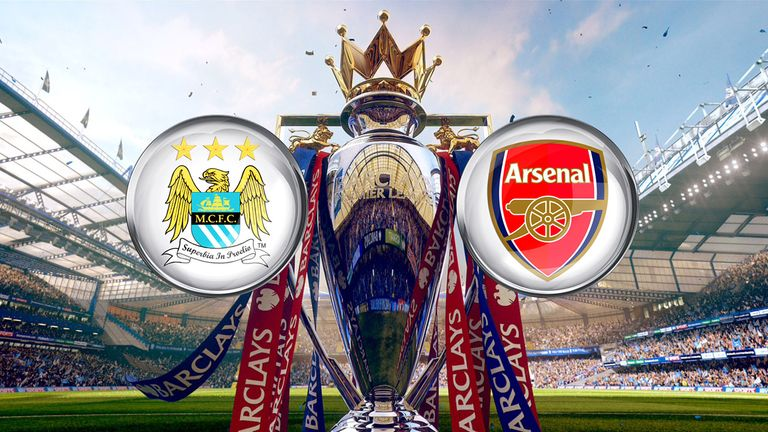 Image result for man city vs arsenal pictures