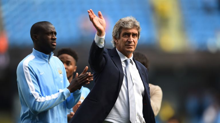 Manuel Pellegrini's City could miss out on Champions League qualification