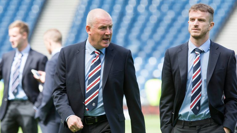Warburton is no stranger to Hampden Park