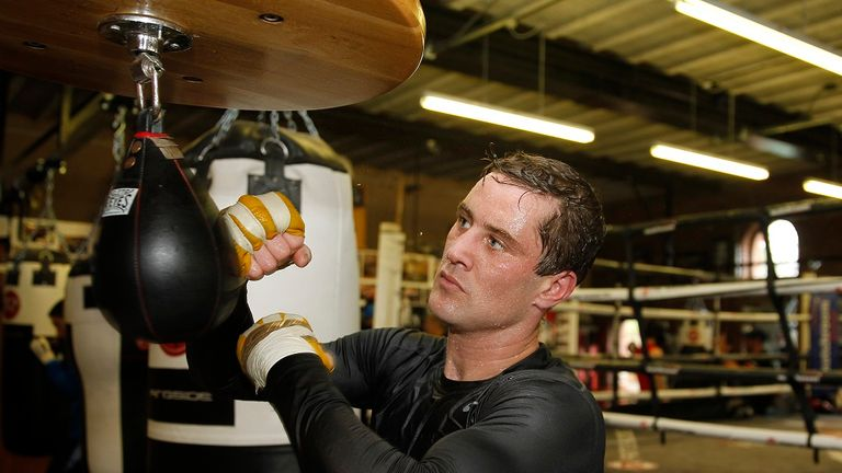 Michele Di Rocco: Hardest part of Ricky Burns fight already completed