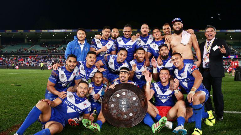 Rugby League Set of Six: Samoa v Tonga and more to come ...